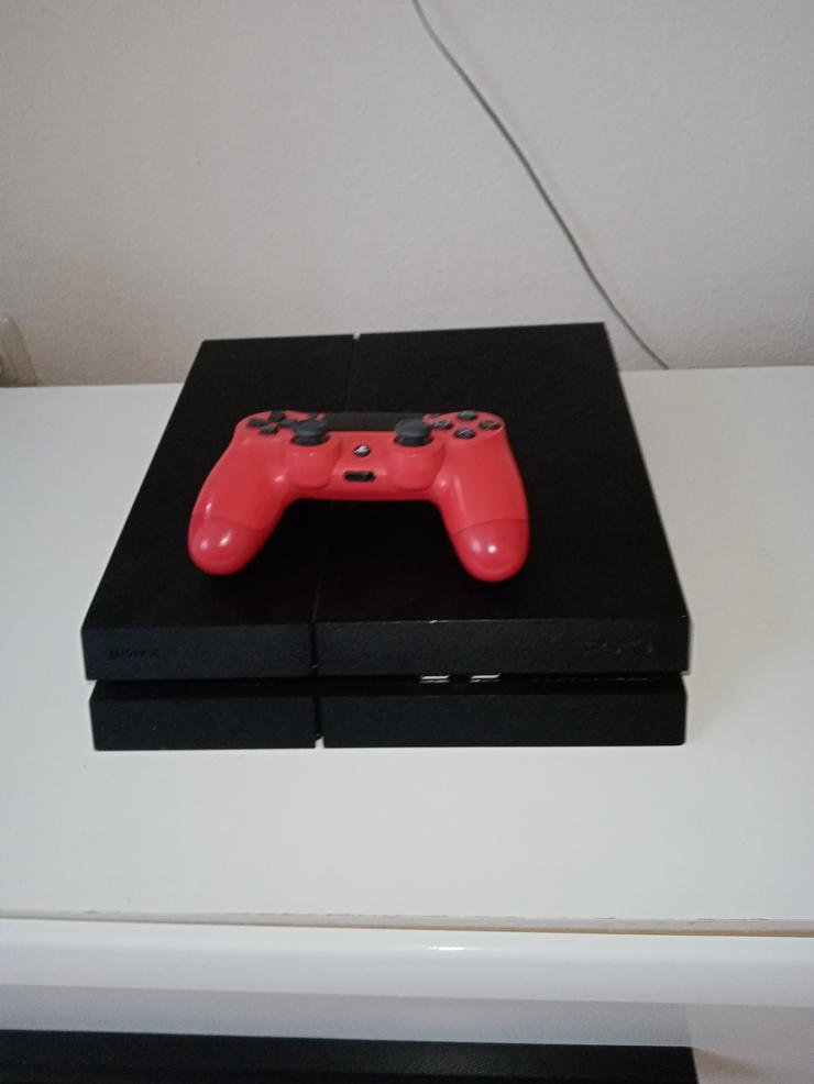 Playstation 4 mit 1TB Festplatte und Controller
