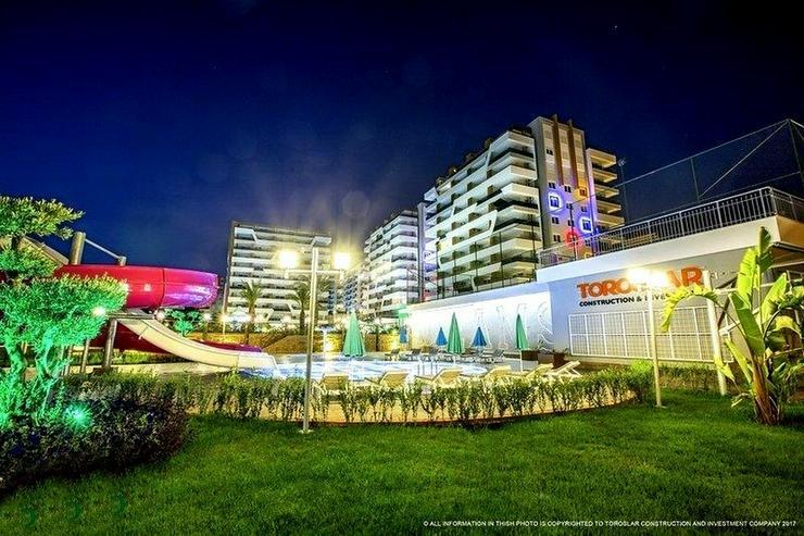 Türkei, Alanya. Pool, Hallenbad, uvm. 1 Zi. Erstbezug. 521-1