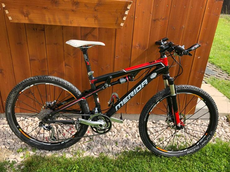 """Mountainbike 26"""" Fully Carbon"""