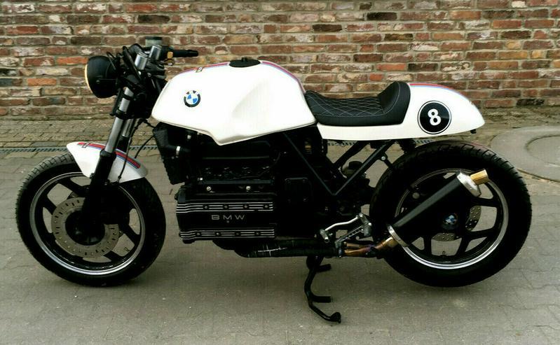 Bild 1: BMW K 100 Cafe Racer