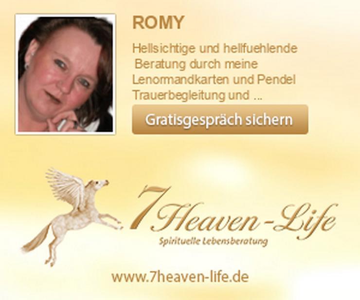 Jenseitskontakte bei 7Heaven-Life-ROMY