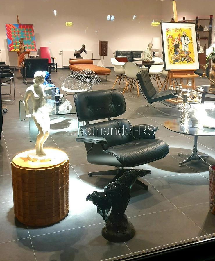 Ankauf Lounge Chair von Herman Miller / Vitra designed by Charles Eames