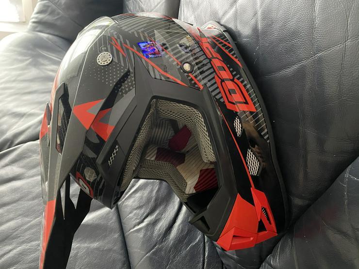 Doppler Motocross Helm