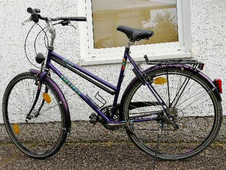 Villiger-Trekkingrad Gottardo zu verkaufen