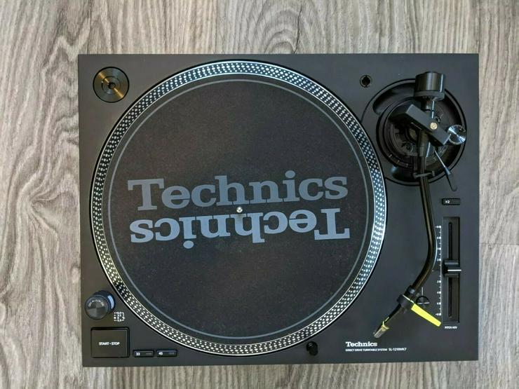 Technics 1210 Mk 7