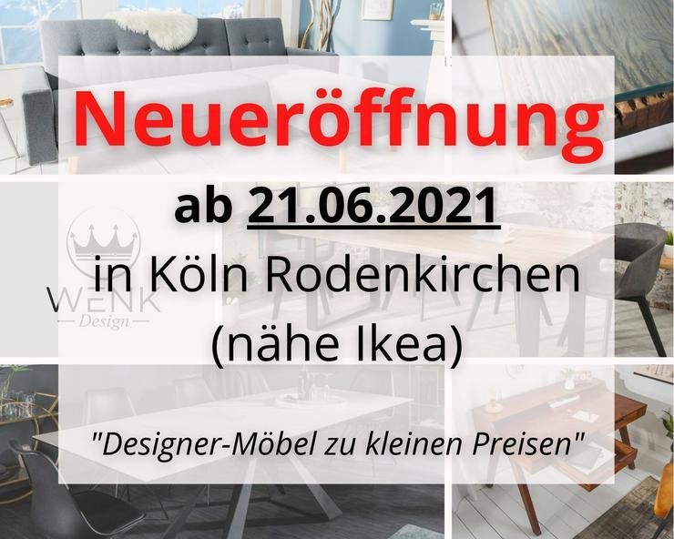 Neueröffnung WENK in Köln - Designermöbel zu kleinen Preisen