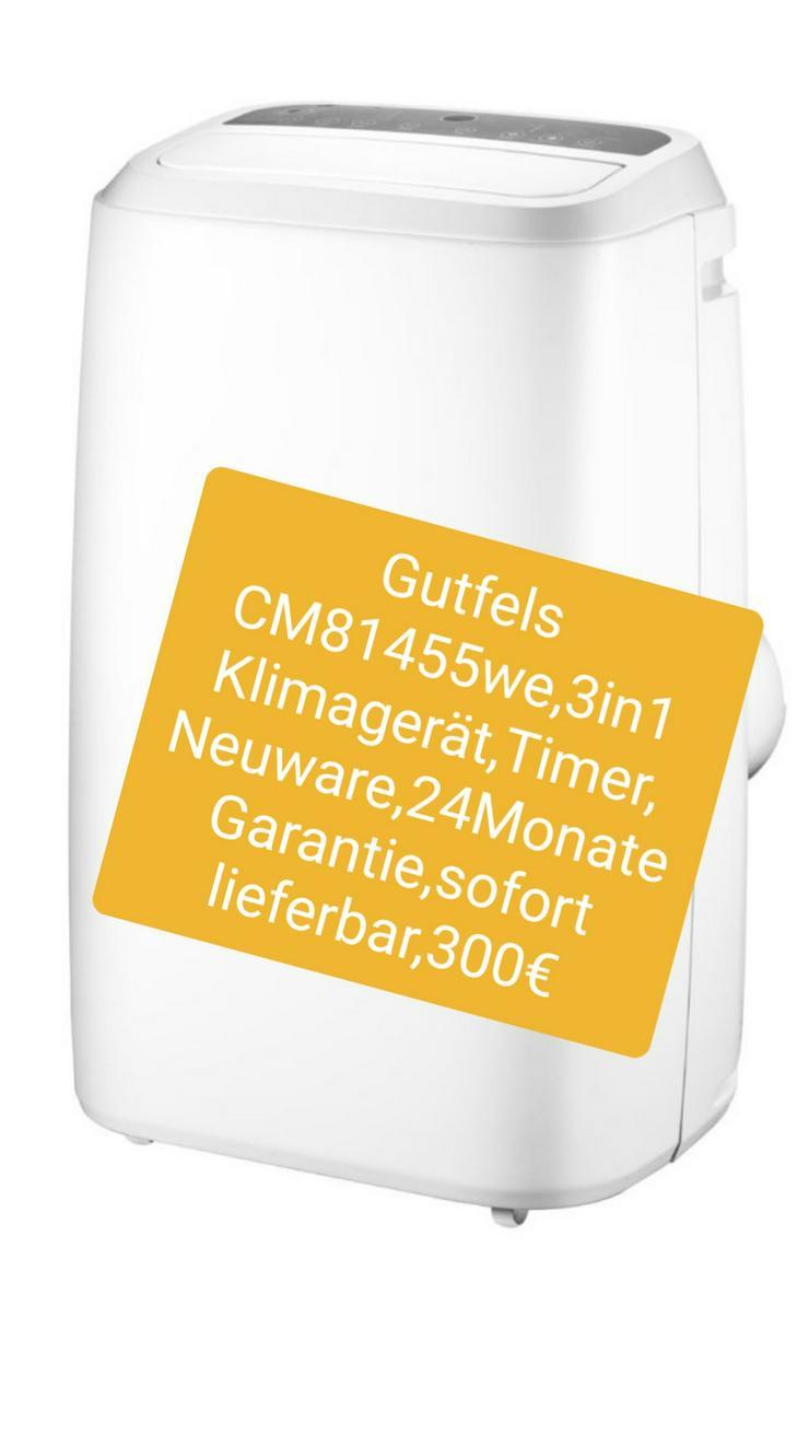 Gutfels CM81455we, 3in1 Klimagerät