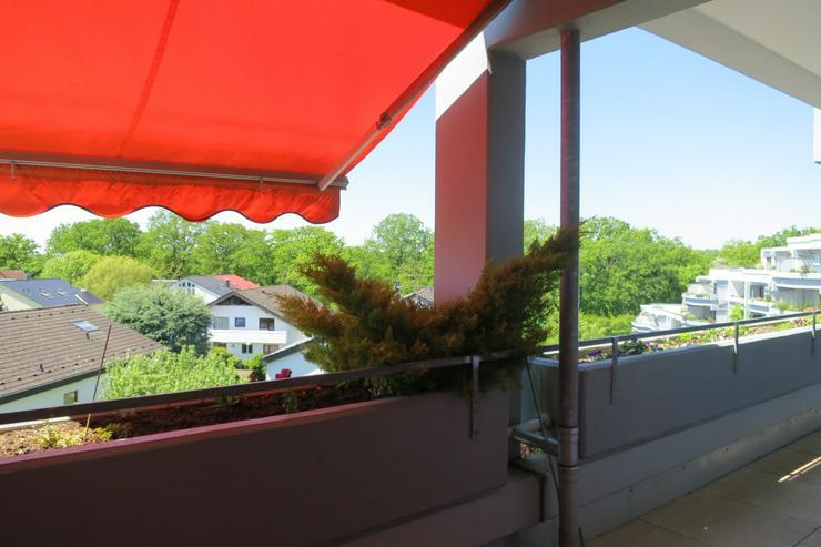 Sonnige 3-Zimmer-Wohnung in Stuttgart-Riedenberg am Eichenhain