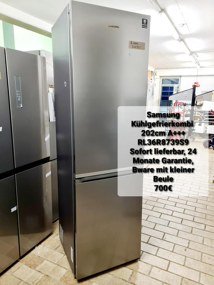 Samsung Kühlgefrierkombi 202cm, A+++