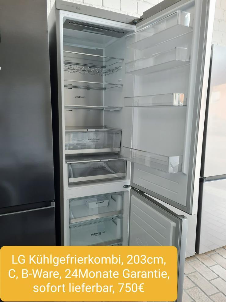 LG Kühlgefrierkombi 203cm