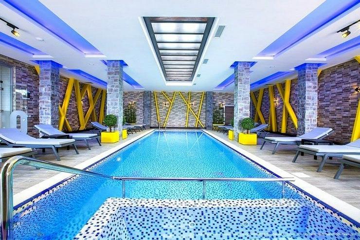 Bild 4: Türkei, Alanya. Pool, Hallenbad, uvm. 3 Zi. Erstbezug. 521-5