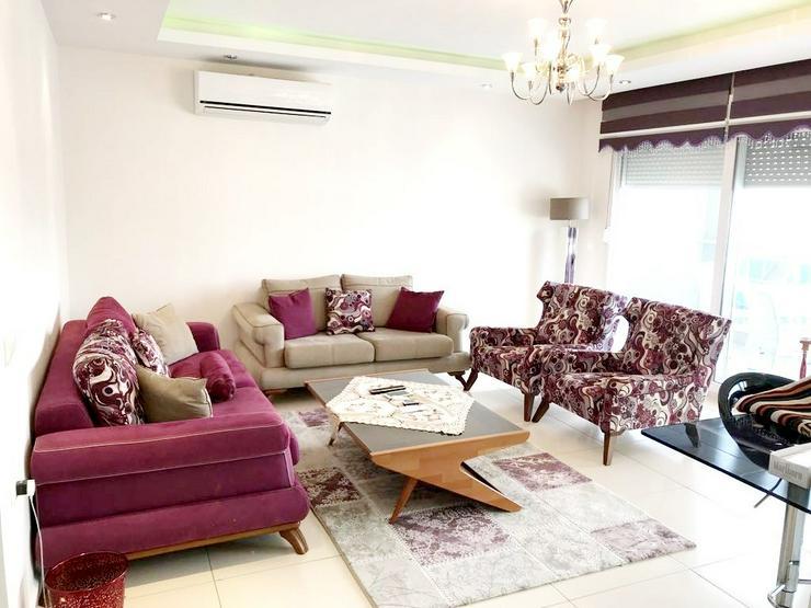 Bild 5: Türkei, Alanya. 4  Zi. Duplex- Wohn.,  Luxus Anlage, 513