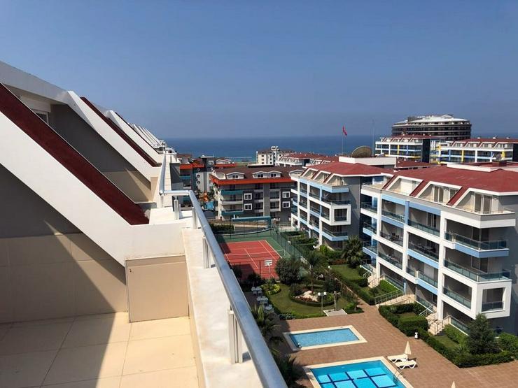 Bild 4: Türkei, Alanya. 4  Zi. Duplex- Wohn.,  Luxus Anlage, 513