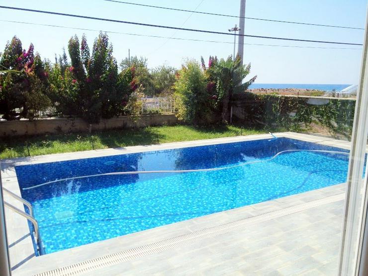 Türkei, Alanya. 5 Zi. Villa direkt am Strand. 356  - Ferienhaus Türkei - Bild 1