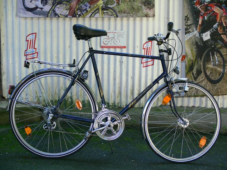 Herren - Fahrrad von BRENNABOR , 12 Gang von SHIMANO - POSITRON