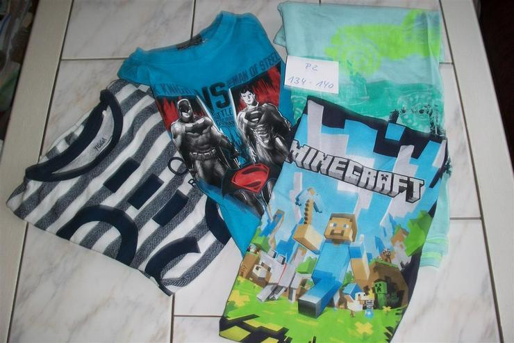 P2 - Jungenshirts 134-140 - Größen 134-140 - Bild 1