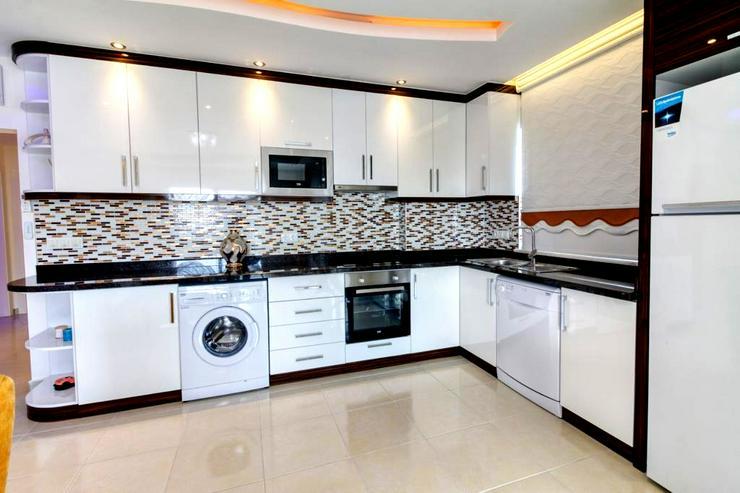 Bild 3: Türkei, Alanya. Luxus vom Feinsten. 3 Zi. Wohng. 522