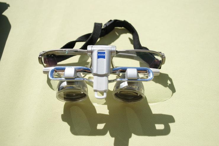 Zeiss Kopflupe EyeMagSmart und Bajohr Powerlight und Zubehör