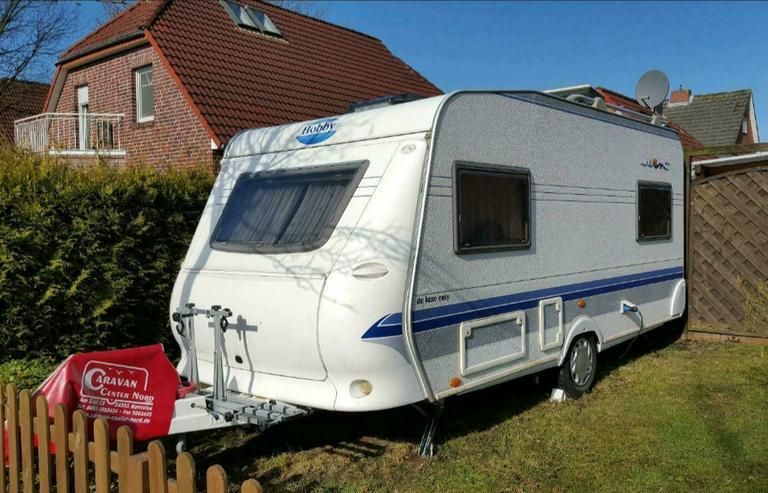 Wohnwagen zu vermieten Nordsee Ostfriesland  - Wohnmobil & Wohnwagen - Bild 1