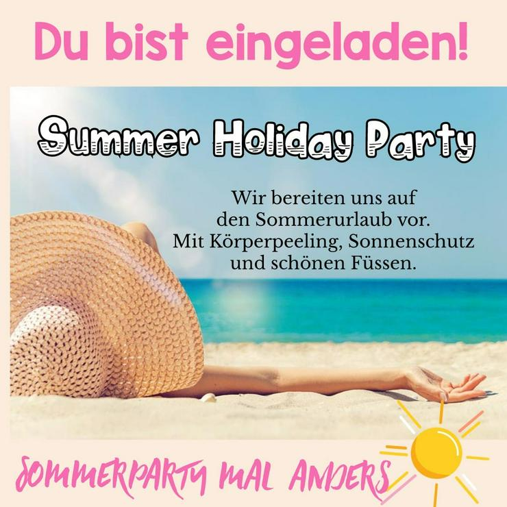 Summer Holiday Party