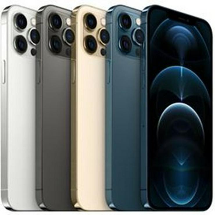 Apple iPhone 12 Pro Max - 128 GB - Neu -OVP