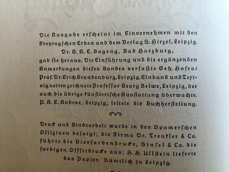 Bild 3: Bilder aus der deutschen Vergangenheit von Gustav Freytag