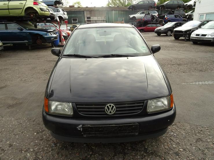 Schlachtfest VW Polo III 210062