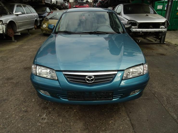 Schlachtfest Mazda 626 210071