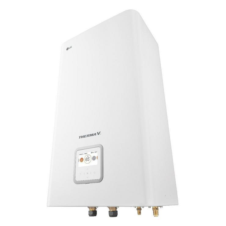 Bild 2: 1A LG Therma V Set Split Luft-Wasser-Wärmepumpe R32, 9 kW
