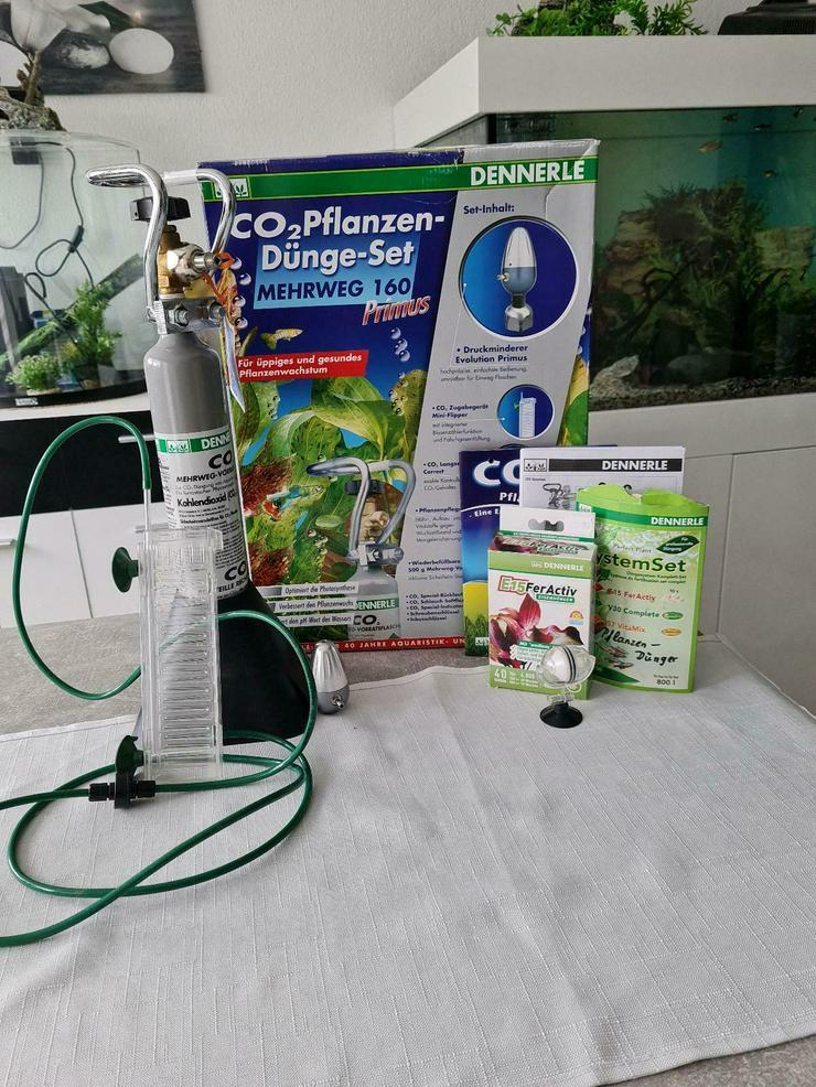 Dennerle CO² Pflanzen-Dünge-Set Primus 160