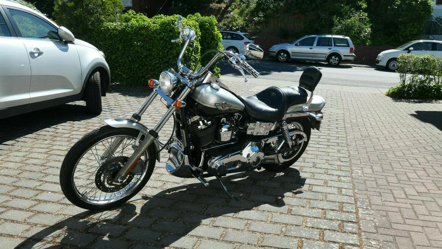 Bild 2: Harley Davidson Dyna Wide Glide