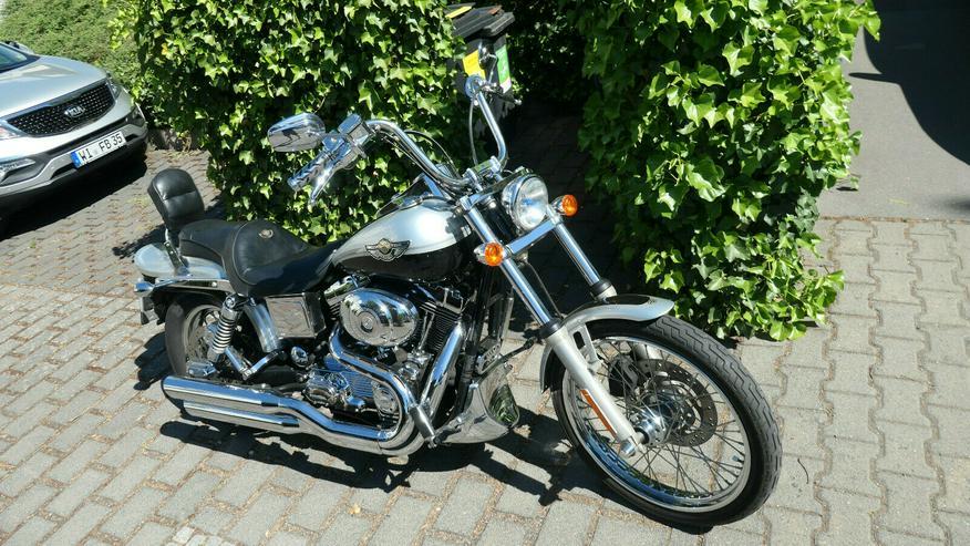 Bild 1: Harley Davidson Dyna Wide Glide