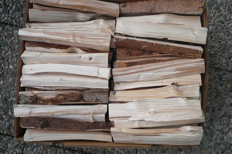 Brennholz Fichte ( Anzündholz )