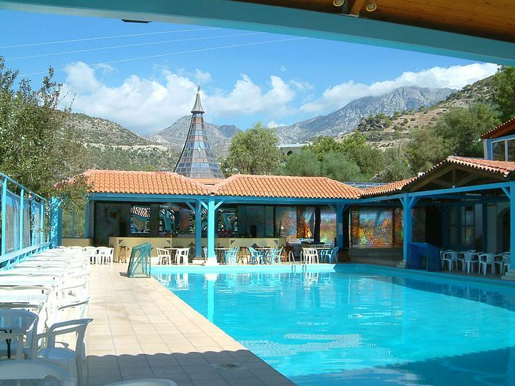 Kreta - Eden Rock Hotel - familiär, ruhig, gemütlich