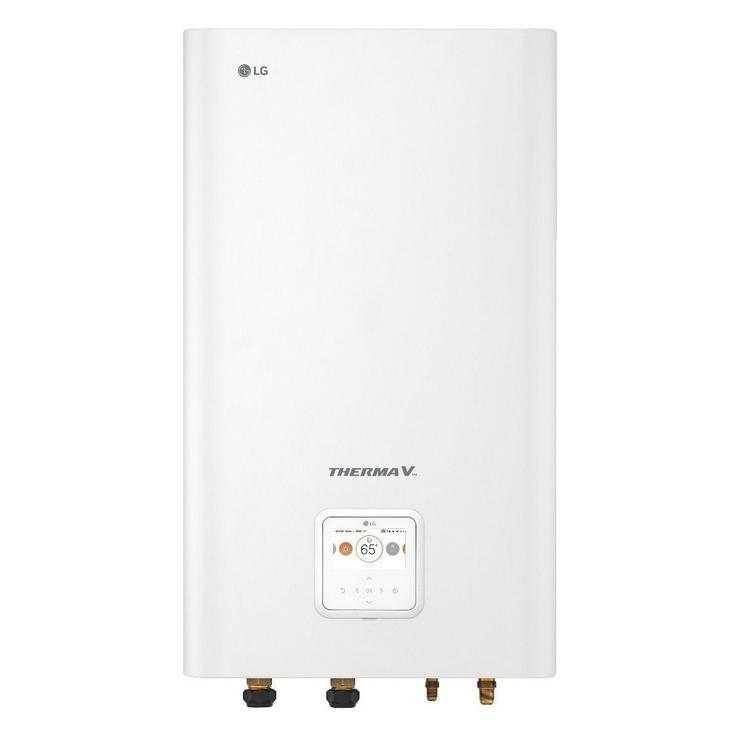 Bild 3: LG Therma V Set Split Luft-Wasser-Wärmepumpe R410A, 12 kW, 1A TOP