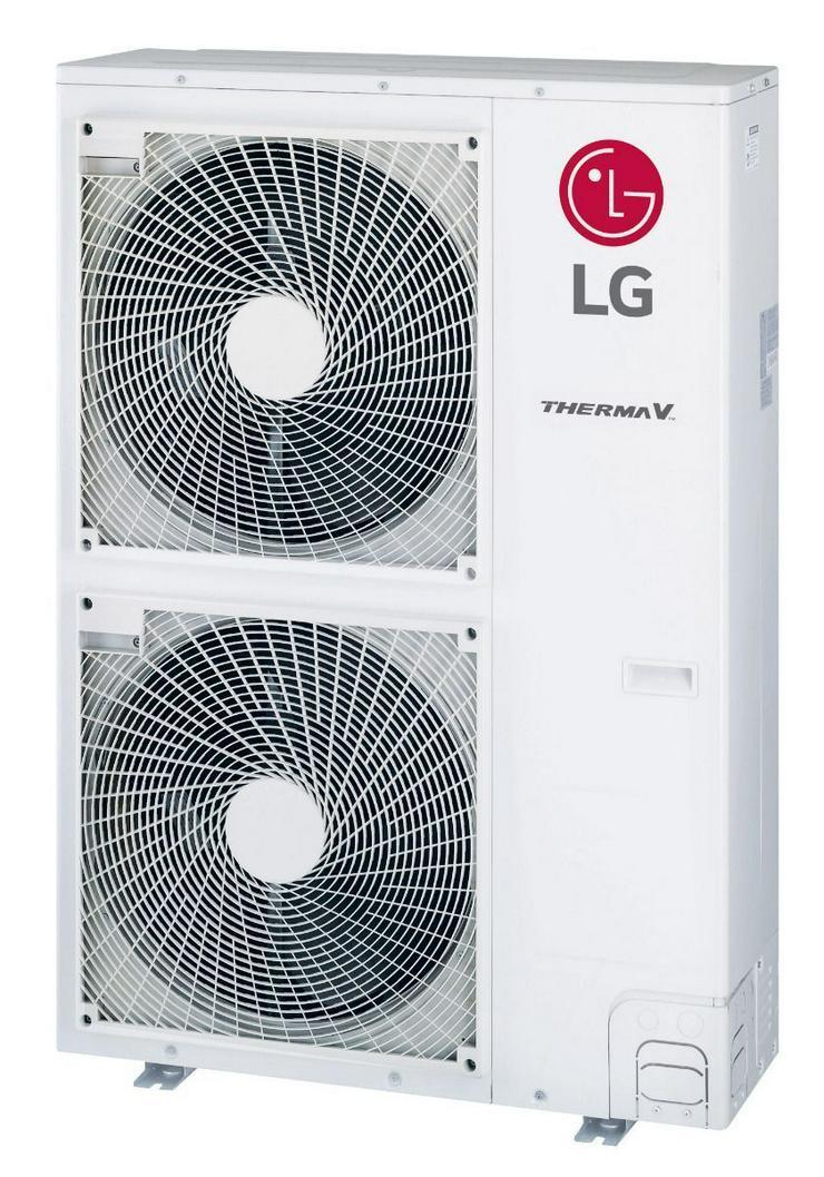 Bild 2: LG Therma V Set Split Luft-Wasser-Wärmepumpe R410A, 12 kW, 1A TOP