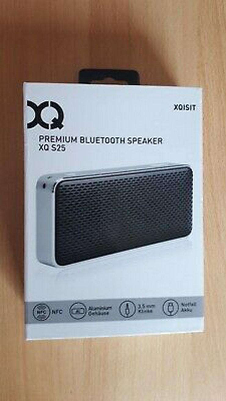 XQISIT Premium Bluetooth Speaker XQ S25
