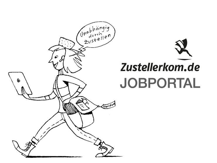 Zeitung austragen in Albstadt - Job, Nebenjob, Schülerjob