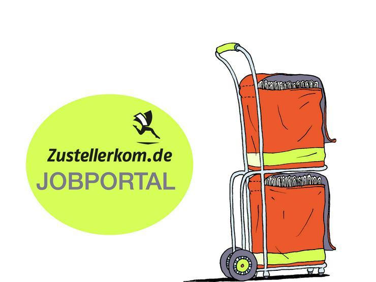Minijob in Mindelheim - Zeitung austragen, Zusteller m/w/d gesucht