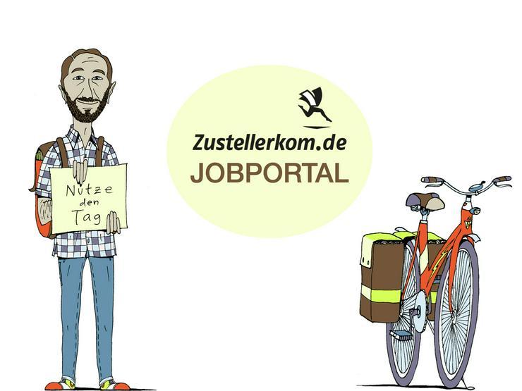 Zusteller m/w/d - Minijob, Nebenjob, Schülerjob in Stadtbergen