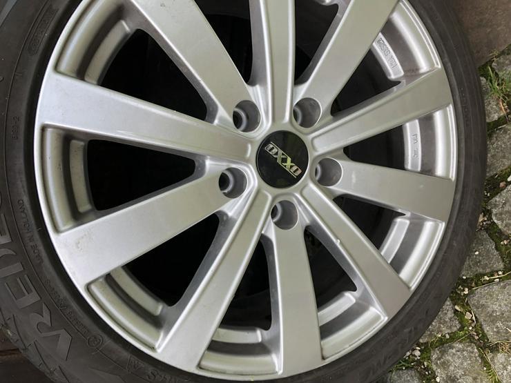 M+S Reifen 4 Stck auf Alufelge Vredestein 205/50 R17 93V