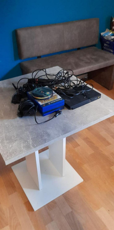 gebrauchte Playstation 2