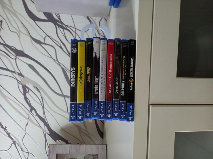 PS4 Spiele 18er Titel