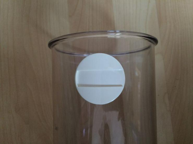 Bild 5: Emsa Trockenvorratsdose, rund, mit Deckel, UNBENUTZT