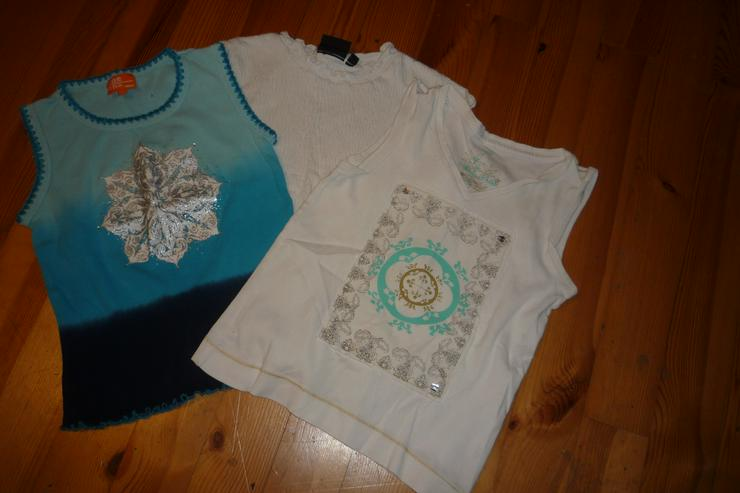 3 Shirts Gr. 140