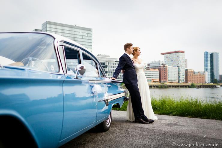 Bild 2: Hochzeitsauto / US-Oldtimer / Kultautos mieten in NRW