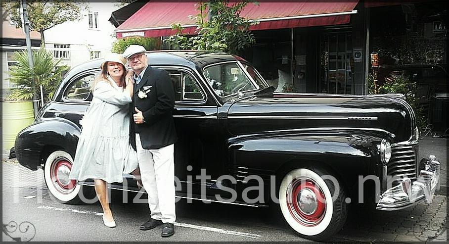 Bild 4: Hochzeitsauto / US-Oldtimer / Kultautos mieten in NRW