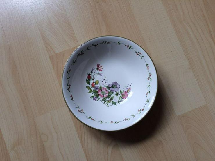 Cloverleaf Wild Flowers Beilagenschale Müslischale UNBENUTZT - Schalen & Schüsseln - Bild 1