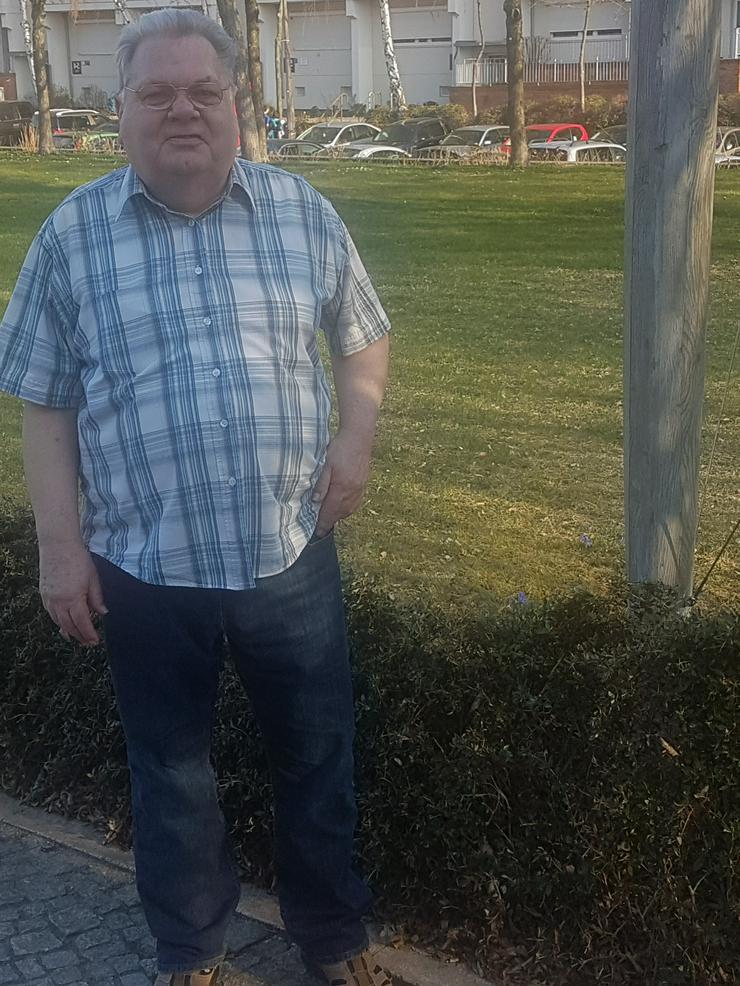 Mann 70 Jahre sucht Osteuropäische Partnerin