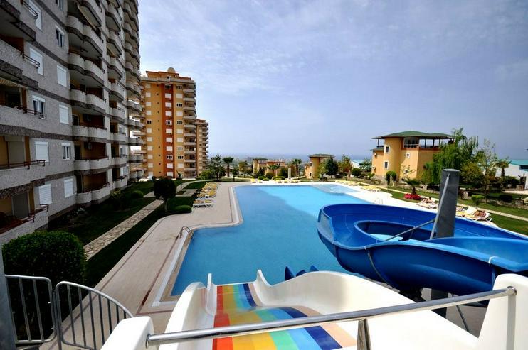 Bild 2: Türkei, Alanya. Möbl. 3 Zimmer Wohnung mit toller Aussicht. 507